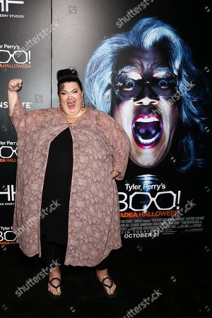 """Editorial picture of World Premiere of """"BOO! A Madea Halloween"""" - Arrivals, Los Angeles, USA - 17 Oct 2016"""