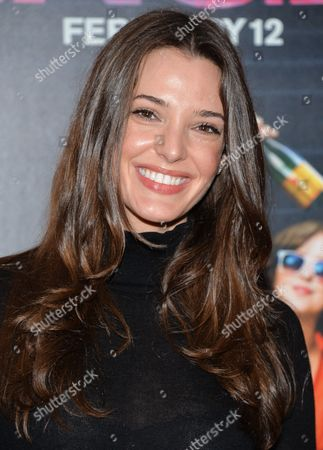 "Stock Photo of Angela Bellotte attends the world premiere of ""How To Be Single"" at the NYU Skirball Center of Performing Arts, in New York"