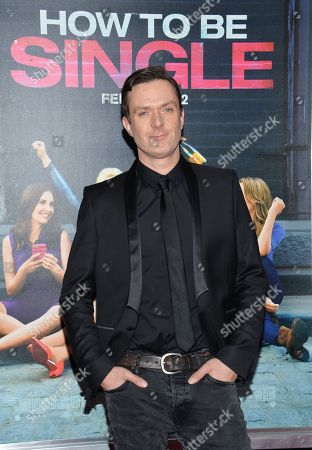 """Composer Fil Eisler attends the world premiere of """"How To Be Single"""" at the NYU Skirball Center of Performing Arts, in New York"""