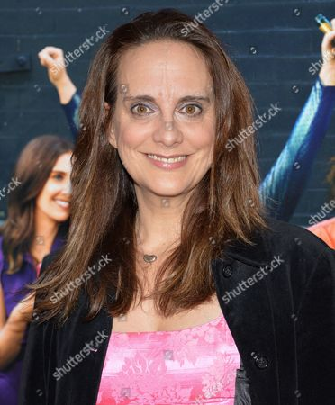 "Stock Picture of Author Liz Tuccillo attends the world premiere of ""How To Be Single"" at the NYU Skirball Center of Performing Arts, in New York"