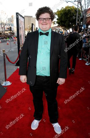 """Stock Picture of Jesse Heiman arrives at the world premiere of """"Neighbors"""" at the Regency Village Theatre, in Los Angeles"""