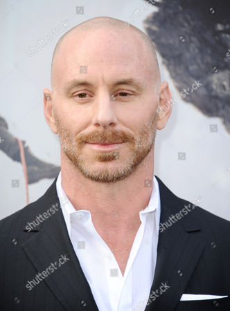 """Matt Gerald arrives at the world premiere of """"San Andreas"""" at the TCL Chinese Theatre, in Los Angeles"""