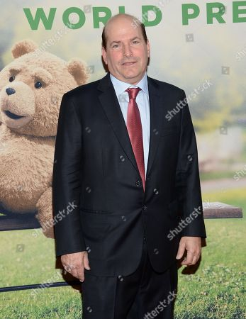 """Producer John Jacobs attends the world premiere of """"Ted 2"""" at the Ziegfeld Theatre, in New York"""