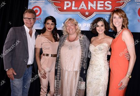Editorial photo of World Premiere of Disney's Planes - Red Carpet, Los Angeles, USA - 6 Aug 2013