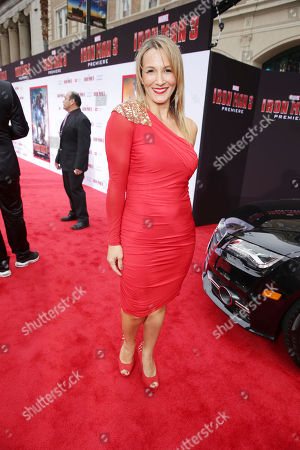 Editorial photo of World Premiere of Iron Man 3, Hollywood, USA - 24 Apr 2013