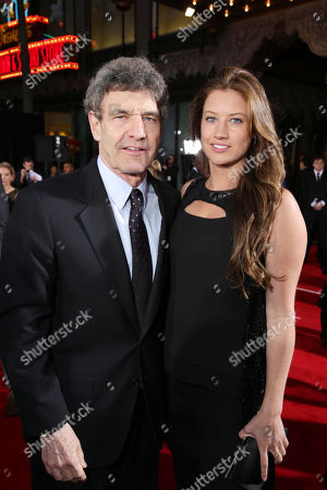 """Disney's Alan Horn and Cassidy Horn arrive at the world premiere of """"Iron Man 3"""" held at the El Capitan Theatre on in Los Angeles"""