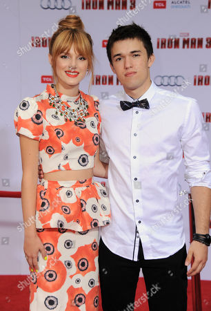 Editorial picture of World Premiere of Marvels Iron Man 3 - Arrivals, Los Angeles, USA - 24 Apr 2013
