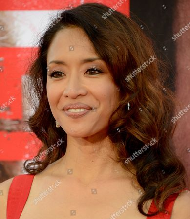 """Chuti Tiu arrives at the World Premiere of """"The Internship"""" at the Regency Village Westwood on in Los Angeles"""