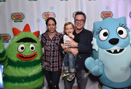 Editorial photo of Yo Gabba Gabba! LIVE! Music Is Awesome!, Los Angeles, USA - 22 Nov 2014