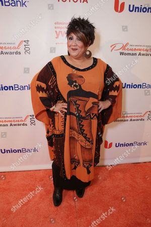 Tata Vega seen at YWCA Greater Los Angeles Phenomenal Woman of the Year Award at the Omni Los Angeles Hotel, in Los Angeles, CA