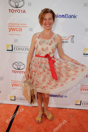 Tanna Frederick seen at YWCA Greater Los Angeles Phenomenal Woman of the Year Award at the Omni Los Angeles Hotel, in Los Angeles, CA
