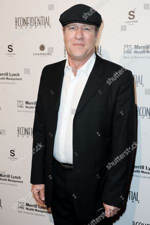 Gregg Henry arrives at Los Angeles Confidential's 10th Anniversary event at SupperClub, in Los Angeles