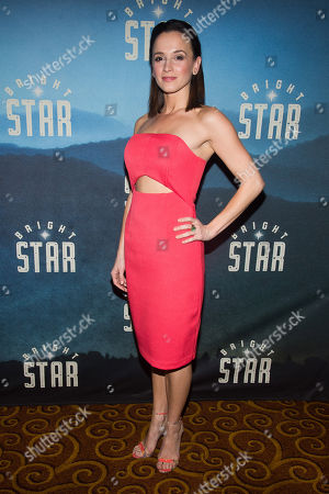 """Stock Photo of Emily Padgett attends the """"Bright Star"""" opening night after party at the Gotham Hall, in New York"""