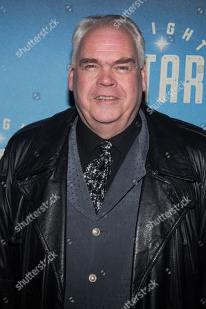 """Michael Mulheren attends the """"Bright Star"""" opening night after party at the Gotham Hall, in New York"""