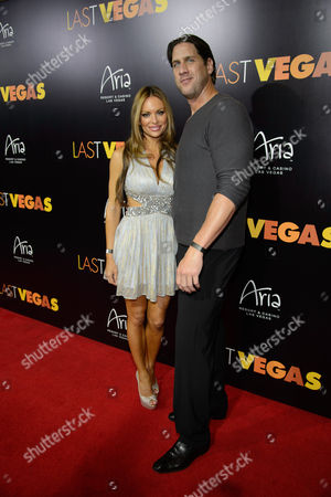 """Editorial picture of """"Last Vegas"""" Screening After Party, Las Vegas, USA - 18 Oct 2013"""