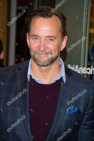 "Clinton Kelly attends the opening night performance of Broadway's ""On the Twentieth Century"" on in New York"
