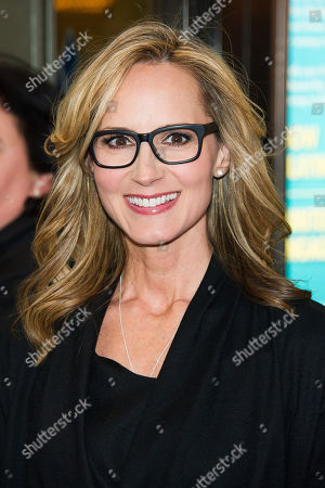 "Chely Wright attends the opening night performance of Broadway's ""On the Twentieth Century"" on in New York"