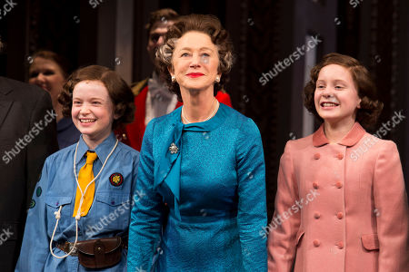 """Editorial picture of """"The Audience"""" Broadway Opening Night, New York, USA - 8 Mar 2015"""
