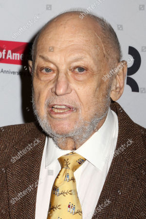 "Charles Strouse attends the Broadway opening night for ""Therese Raquin"" at Studio 54, in New York"