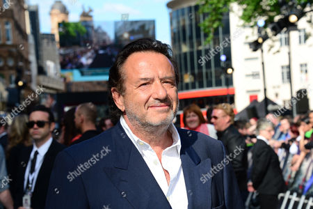 Editorial photo of 'World War Z' World Premiere, London, United Kingdom - 2 Jun 2013