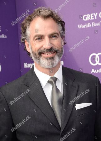Actor Harry Van Gorkum arrives at the 12th Annual Chrysalis Butterfly Ball on in Los Angeles