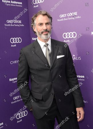 Stock Photo of Actor Harry Van Gorkum arrives at the 12th Annual Chrysalis Butterfly Ball on in Los Angeles