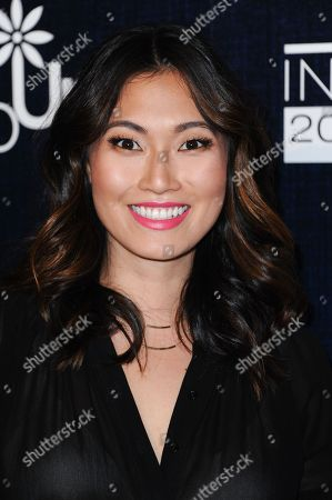 Stock Picture of Catherine Haena Kim arrives at the 12th Annual Inspiration Awards held at the Beverly Hilton Hotel, in Beverly Hills, Calif