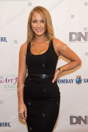 Niykee Heaton attends the Rush Philanthropic Arts Foundation's 15th Annual Art for Life Benefit at Fairview Farms in Water Mill, in New York