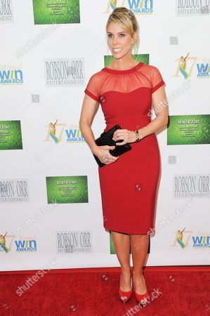 Cheryl Hines arrives at the 17th Annual Women's Image Awards held at Royce Hall on Wednesday, Feb.10, 2016, in Los Angeles