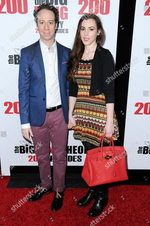 """Kevin Sussman attends the 200th Episode Celebration of """"The Big Bang Theory"""" held at Vibiana, in Los Angeles"""