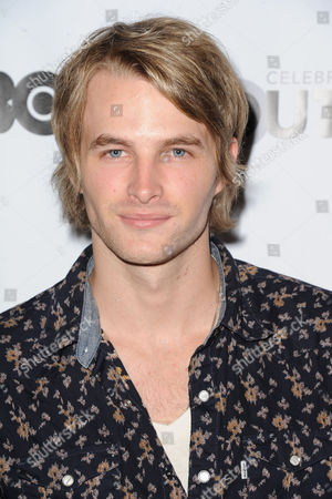 """James Preston arrives at the Outfest Opening Night Gala of """"Vito"""" on in Los Angeles"""