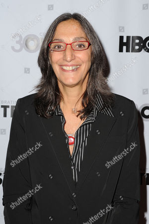 """Miriam Cutler arrives at the Outfest Opening Night Gala of """"Vito"""" on in Los Angeles"""