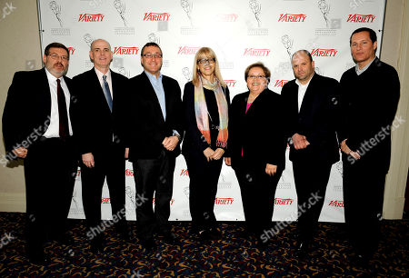 Editorial picture of 2012 TV Summit Presented by Variety and the Academy of Television Arts & Sciences Foundation - Green Room, Hollywood, USA - 20 Mar 2012