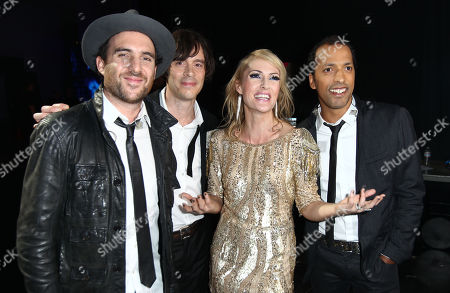 Editorial image of 2012 VH1 Divas Insider, Los Angeles, USA - 16 Dec 2012
