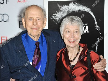 "Stock Picture of Rance Howard, left, and Judy Howard arrive at the 2013 AFI Fest premiere of ""Nebraska"" at the TCL Chinese Theatre on in Los Angeles"