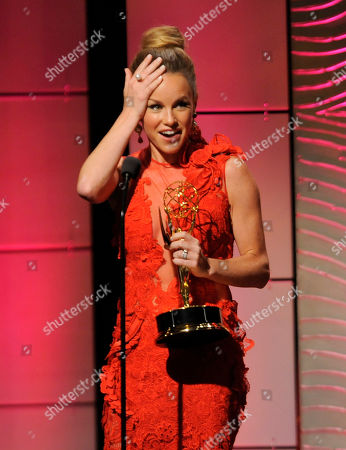 Editorial image of 2013 Daytime Emmy Awards - Show, Beverly Hills, USA - 16 Jun 2013