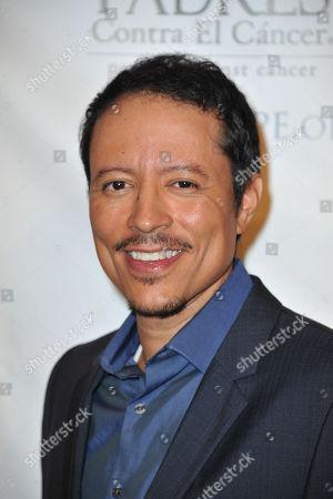 Yancey Arias arrives at the 2013 El Sueno De Esperanza Gala at the Club Nokia L.A. Live on in Los Angeles
