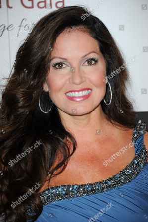 Lisa Guerrero arrives at the 2013 Genesis Awards Benefit Gala at The Beverly Hilton on in Los Angeles