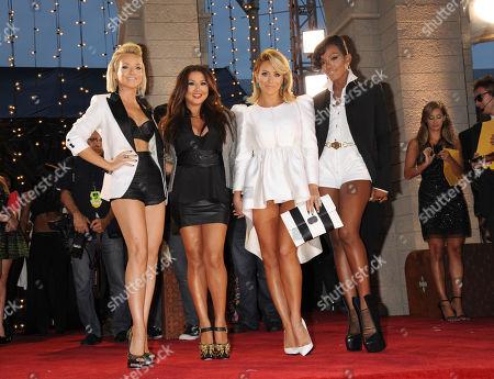 Editorial photo of 2013 MTV Video Music Awards - Red Carpet, New York, USA - 25 Aug 2013