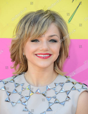 Editorial image of 2013 Nickelodeons Kids Choice Awards - Arrivals, Los Angeles, USA - 23 Mar 2013