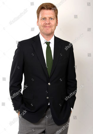 Oscar nominee John Kahrs poses for a portrait at the 2013 Oscar Nominee Luncheon, in Los Angeles