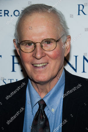 Charles Grodin attends the Ripple of Hope Awards on in New York