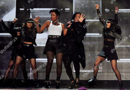 Editorial photo of 2013 Soul Train Awards - Show, Las Vegas, USA - 8 Nov 2013