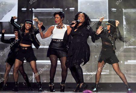 Editorial image of 2013 Soul Train Awards - Show, Las Vegas, USA - 8 Nov 2013