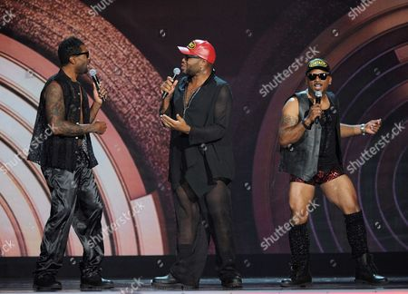 Editorial image of 2013 Soul Train Awards - Show, Las Vegas, USA - 8 Nov 2013