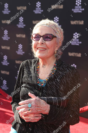 Stock Image of Marge Champion at the 2013 TCM Classic Film Festival's Opening Night Gala at the TCL Chinese Theatre on in Los Angeles