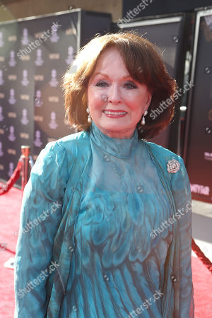 Actress Ann Blyth at the 2013 TCM Classic Film Festival's Opening Night Gala at the TCL Chinese Theatre on in Los Angeles