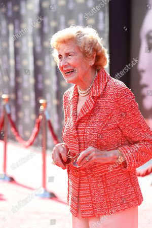Actress Jacqueline White at the 2013 TCM Classic Film Festival's Opening Night Gala at the TCL Chinese Theatre on in Los Angeles