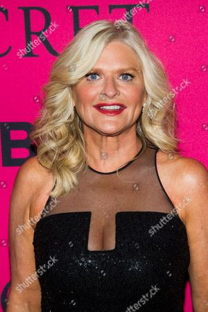 Stock Image of Sharen Turney attends the Victoria's Secret Fashion Show on in New York