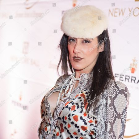 LadyFag attends the 20th Anniversary European School of Economics New York Ball benefit at Trump Tower, New York